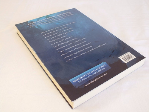 azul profundo - saga waterfire - jennifer donnelly - planeta