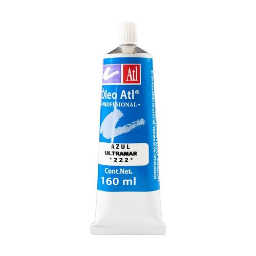 azul ultramar nº.222 oleo atl 160 ml pintura arte rodin