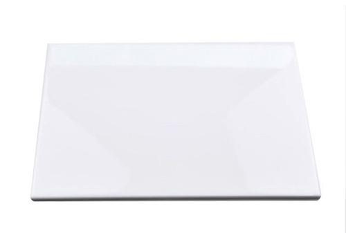 azulejo blanco sublimable  202 x 252 x 7mm.