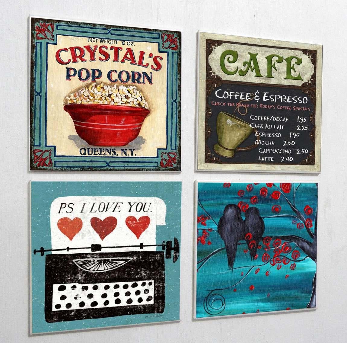 Azulejo decorativos temas cozinha sala bar r 9 00 em for Azulejos decorativos