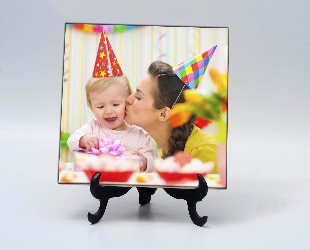 Azulejo personalizado 20x20 com suporte foto ou imagem r for Azulejos personalizados