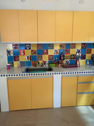 azulejo pintado a mano estilo español 15x15cm piso o pared