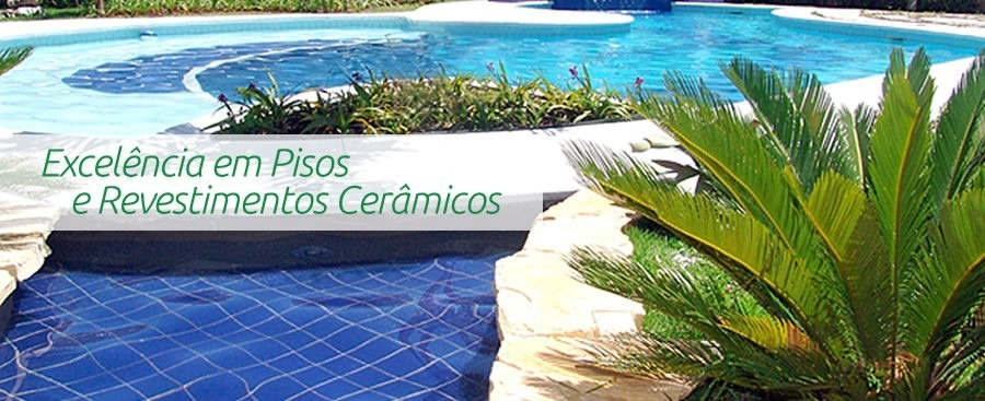 Azulejo revestimento piscina e reas externas branco 20x20 for Piscina 1 20