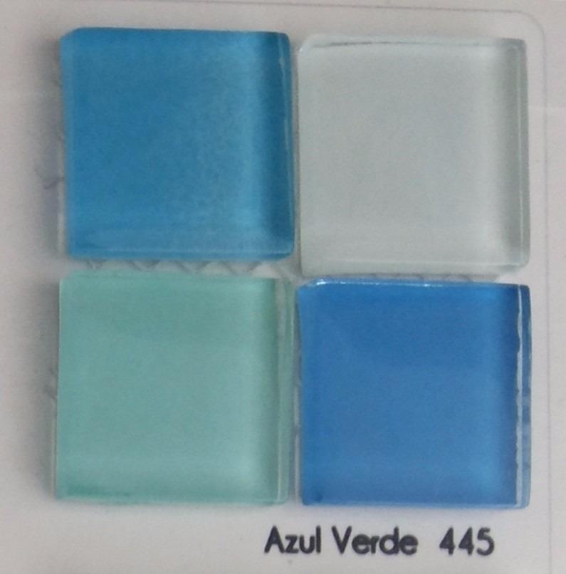 Azulejo Veneciano Azul Verde Cenefas Albercas Baños Regadera ...