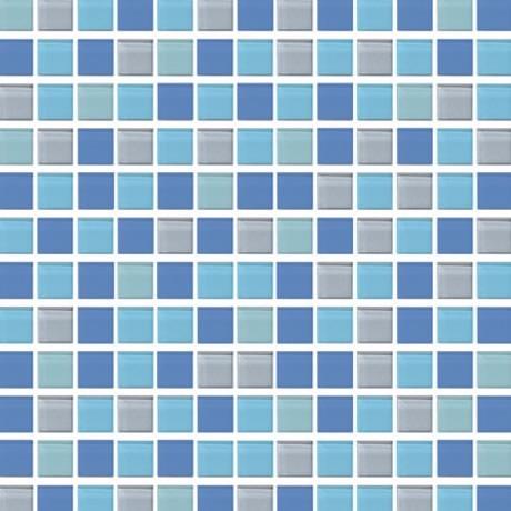 Azulejo veneciano azul verde cenefas albercas ba os regadera en mercado libre - Azulejos azules para bano ...