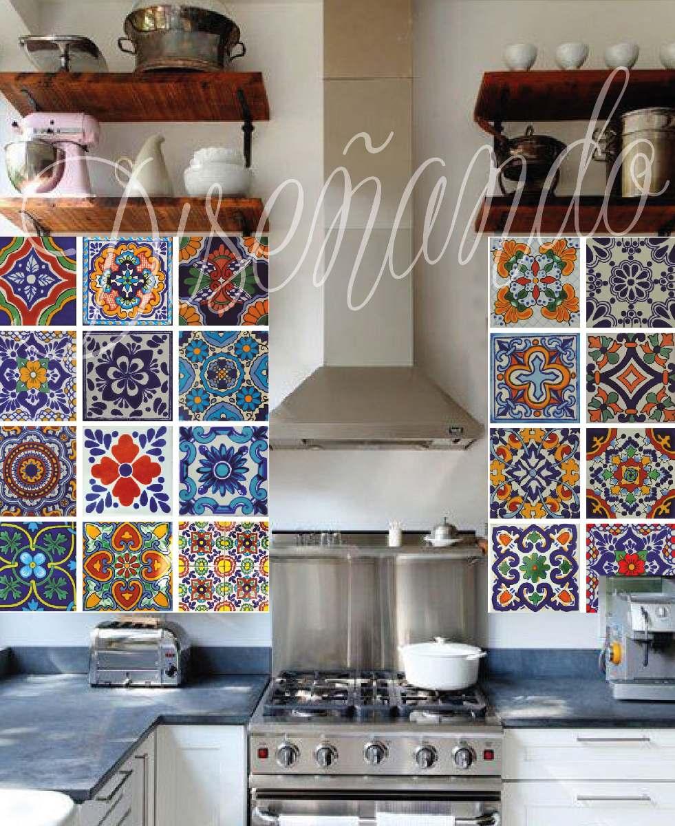 Azulejos Autoadhesivos Vinilos Decorativos Cocinas Banos 650
