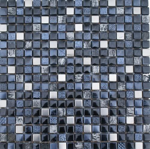 Azulejos decorativos mallas de cristal 8mm mosaicos castel - Azulejos para mosaicos ...