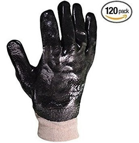 Rust Size 10 Pack of 12 Majestic Glove 2514AB Welding Glove