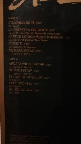 azuzena  la estrella del rock  hard español lp