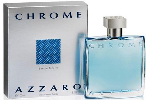 azzaro chrome edt masculino ( decant amostra 5ml original )