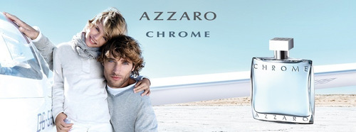 azzaro chrome edt masculino ( decant amostra 5ml original )