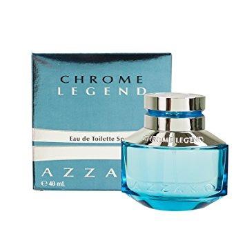azzaro chrome leyenda agua de colonia, 1,4 onza