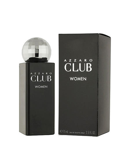 azzaro club woman edt 75 ml (m) / elite perfumes
