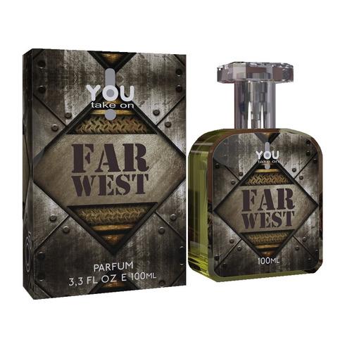Perfume Kouros Bom Yahoo: Azzaro Perfume Importado Versão You Take On Far West 100ml