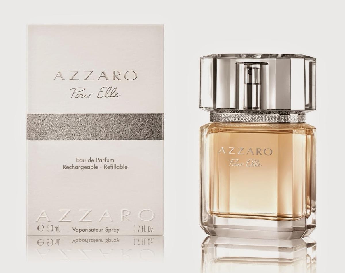 23cb9501423 Azzaro Pour Elle Eau De Parfum 75ml - Perfume Feminino Nfe - R  199 ...