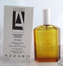 azzaro pour homme 100ml + neceser azzaro