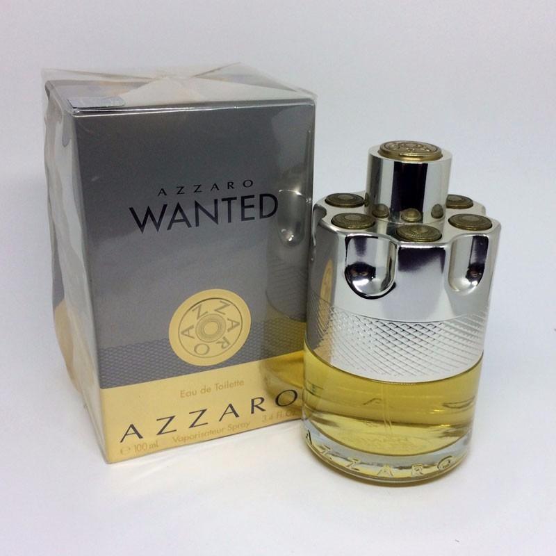 7b68fe24aa Azzaro Wanted 100ml Masculino
