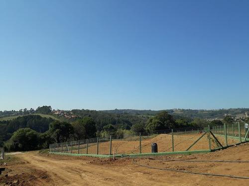 b 1000 m2 ibiuna, portaria 24 horas sem padrao de construção