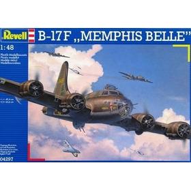 B-17f Memphis Belle 1:48