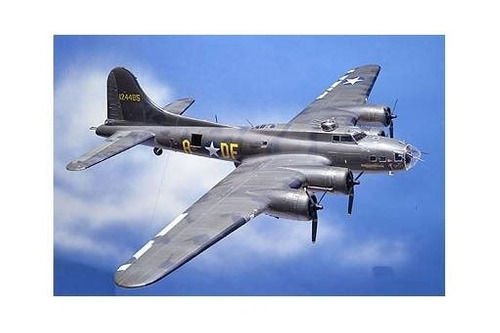 b-17f memphis belle by revell germany # 4297    1/48