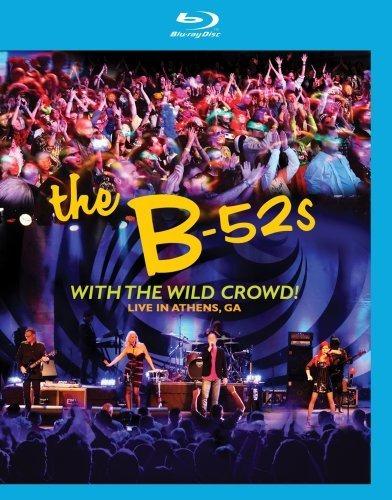 b-52s con la multitud salvaje !: vivo en athens, ga...
