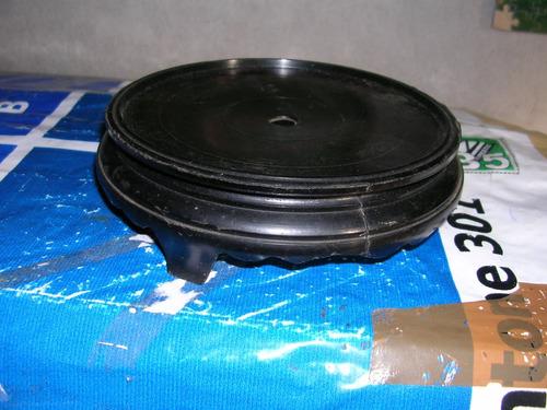 b a s e para jarrones - 9 cms de diametro- plastico rigido