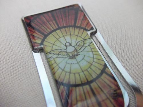 b. antigo - marcador de páginas imagem divino espírito santo