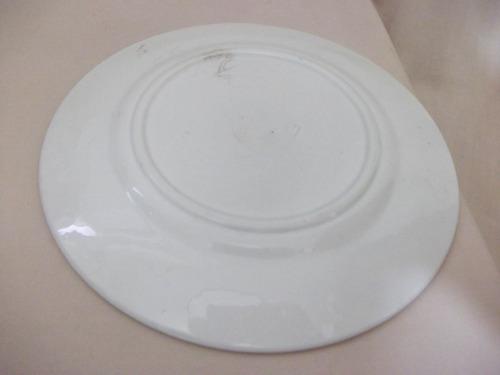 b. antigo - pratinho de parede porcelana festa de tremembé