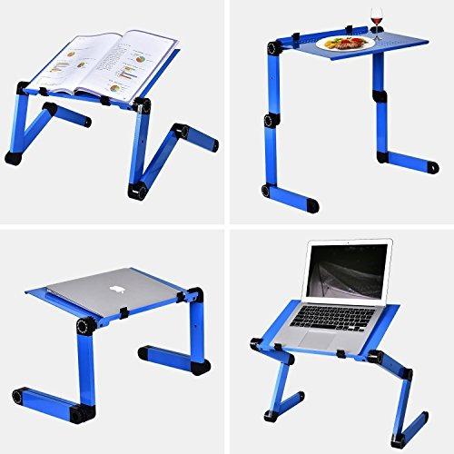 b baijiawei portátil ajustable computadora portátil mesa de