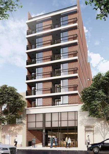 bº gneral paz- excelente vista a la plaza- lima 987-  1 dormitorio- balcon- venta!!