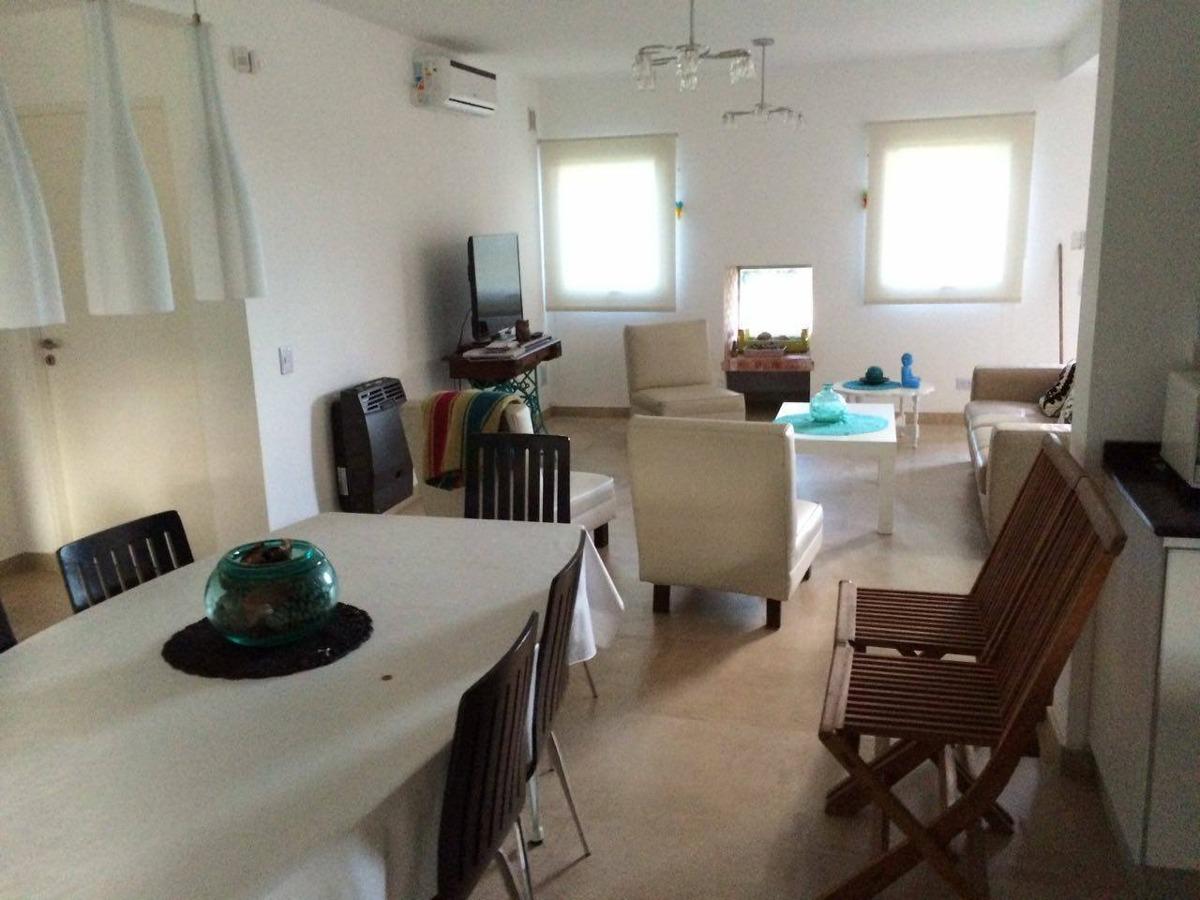 b° golf ii casa 5 ambientes  p/ 2 familias c/ fondo al golf