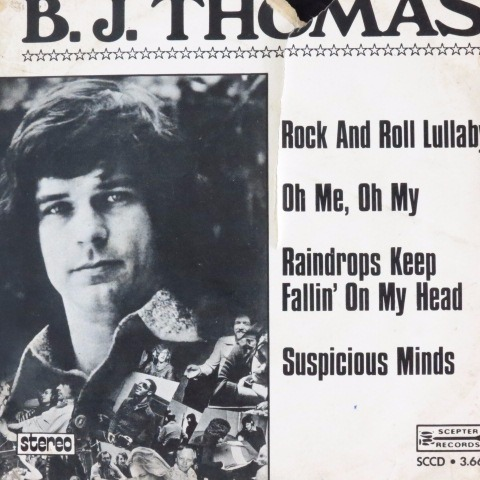 musica bj thomas - rock and roll lullaby