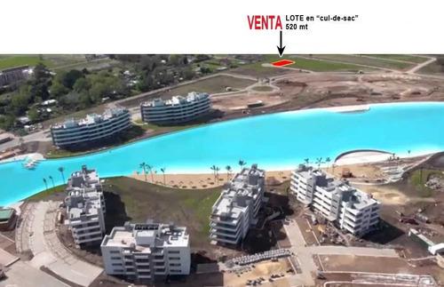 bº lagoon pilar - lote de 500 m²