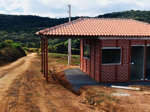b lote de 1000 m2 c/ portaria excelente acesso até o local