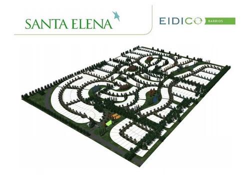 bº pilar del este (santa elena) - lote de 530 m²