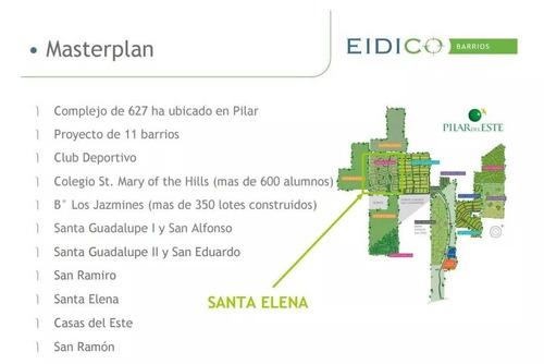 bº pilar del este (sta. elena) - lote de 576 m² en cul de sa