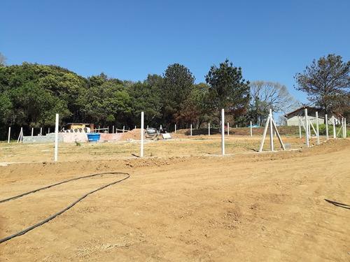 b promoção 20x50 1.000 m2 pronto para construir só 45mil
