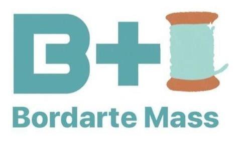 b+ servicio bordado personalizado matrices logos