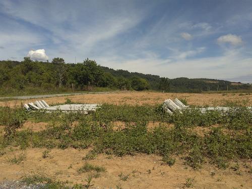 b terreno de 1.000 m2 20x50 100% plaino c/ portaria sem taxa