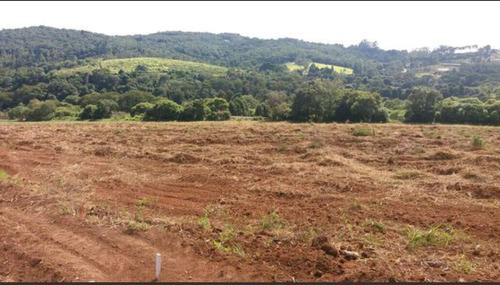 b terreno p chacara de 1.000 m2 100% plaino, prox comercios