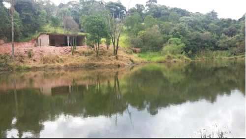 b terrenos 100% plaino, lago p/ pesca sem taxa de condominio