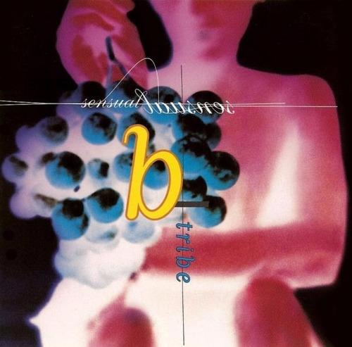 b-tribe sensual sensual cd importado descatalogado chillout