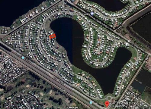 bº villanueva (santa teresa) - lote de 1.019 m² a laguna