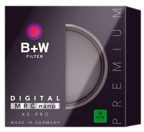 b w 67mm xs-pro kaesemann polarizador circular con recubrim