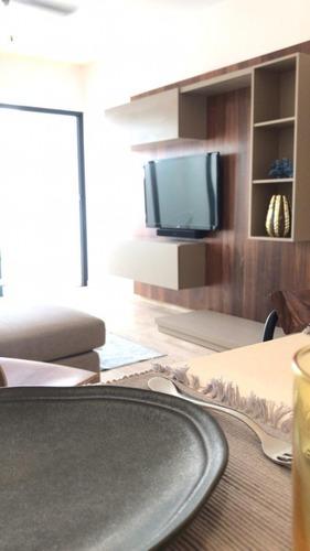 b10 luxury condos, departamento de dos recámaras en venta en playa del carmen