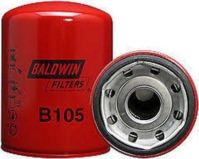b105 filtro baldwin aceite detroit 25014120 encava npr 51810