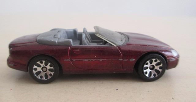 B3197 Matchbox Jaguar Xk8 De 1997 Escala 1:62 Chines Mede 7