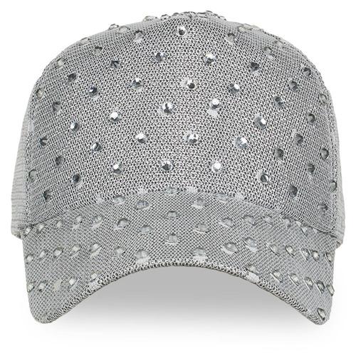d4bc916614c38 B522 Tapa Béisbol Diamante De Imitación Ajustable Sombrero ...