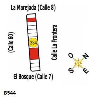 b544 solares en uruguay - la esmeralda - dpto de rocha