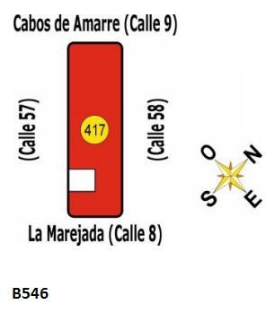 b546 solares en uruguay - la esmeralda - dpto de rocha